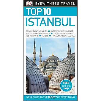 DK Eyewitness Top 10 Travel Guide - Istanbul by DK - 9780241203446 Book