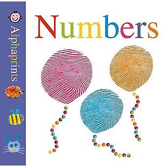 Little Alphaprints - Numbers by Roger Priddy - 9780312518301 Book