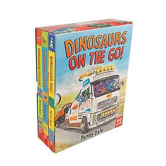 Dinosaurs on the Go! by Penny Dale - Penny Dale - 9780763689360 Book