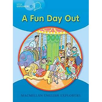 Little Explorers B - A Fun Day Out by Barbara Mitchellhill - Louis Fid