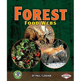 Forest Food Webs by Paul Fleisher - 9781580134699 Book