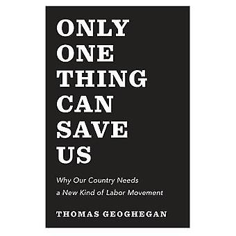 Only One Thing Can Save Us - Why Our Country Needs to Snap Out of it a