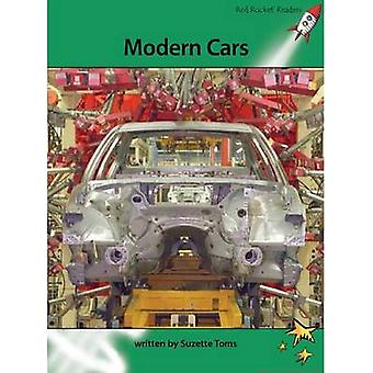 Modern Cars by Suzette Toms - 9781776540228 Book