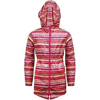 Girls Ruth Packaway Printed Cagoule