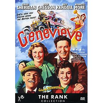 Genevieve [DVD] USA import