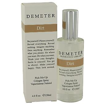 Dirt by Demeter Cologne Spray 4 oz / 120 ml (Men)