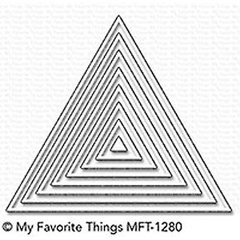 My Favorite Things Triangle STAX Die-Namics (MFT-1280)