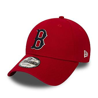 New Era Patched 9Forty Cap ~ Boston Red Sox