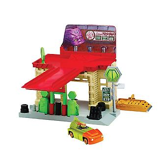 Teenage Mutant Ninja Turtles Sewer Gas Station Playset