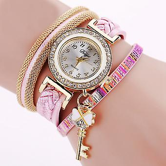 Luciaina Watch-White