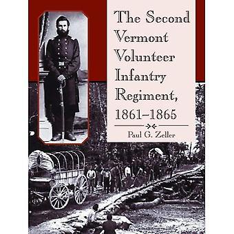 De tweede Vermont Volunteer Infanterieregiment, 1861-1865