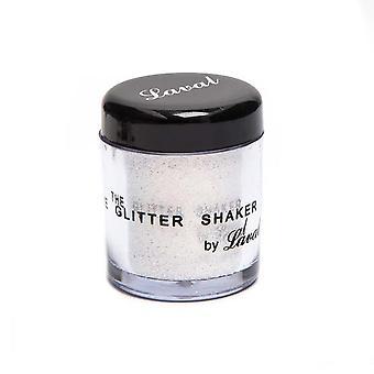 Laval Loose Glitter Shaker ~ White