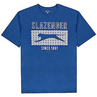 Slazenger Mens Stiles T Shirt Crew Neck T-Shirt Top T-Shirt