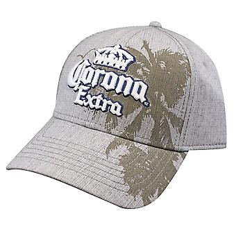 コロナ エキストラ ヤシの木日焼け帽子