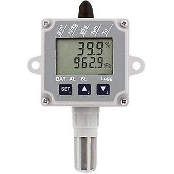 Multi-channel data logger Greisinger EASYLOG 80 CL Unit of measurement Temperature, Air pressure, Humidity -25 up to 60