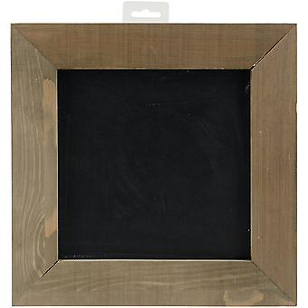 Mix The Media Framed Chalkboard-12