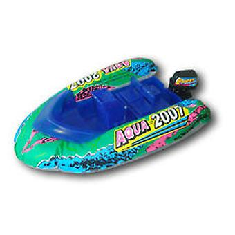 Cladellas  Blister Water Boat With Motor