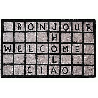 Aramis Scrable Doormat (Home , Textile , Doormats)