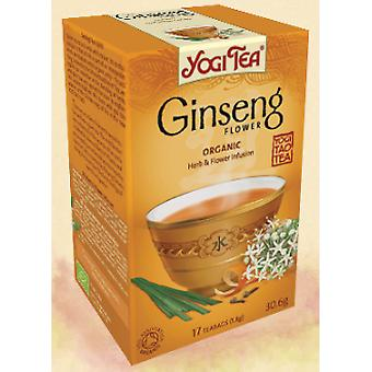 Yogi Tea Tao Ginseng Infusion 17 Teabags (Dietetics and nutrition , Vitality)