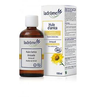 Ladrôme Arnica oil bio, 100ml (Igiene e salute , Kit , Creme , Urti e distorsioni)