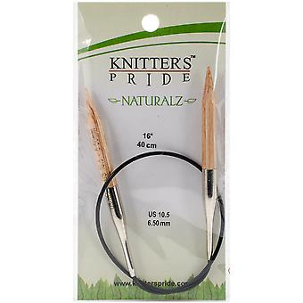 Naturalz Fixed Circular Needles 16