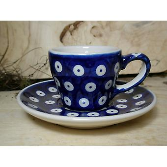 Mocha / espresso Cup and saucer, 2nd choice, traditional 5 - BSN 60897