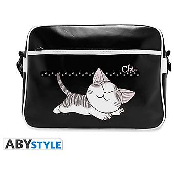 Abysse Chi Messenger Bag Chi Stretching Out Vinyle (Toys , School Zone , Backpacks)
