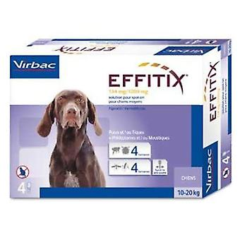 Virbac Effitix Medium race 10-20 Kg