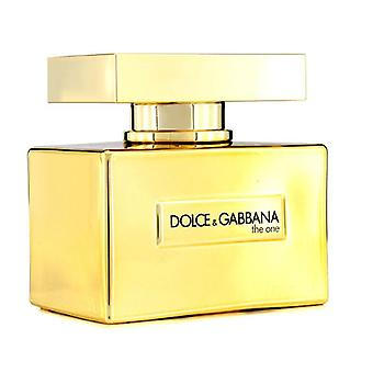 Dolce & Gabbana en guld Eau De Parfum Spray (2014 Limited Edition) 75ml / 2.5 oz