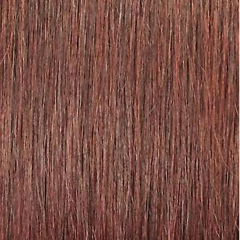 FULL HEAD of 100% Human Hair, Triple Weft, REMY Clip-in Hair Extensions #99j