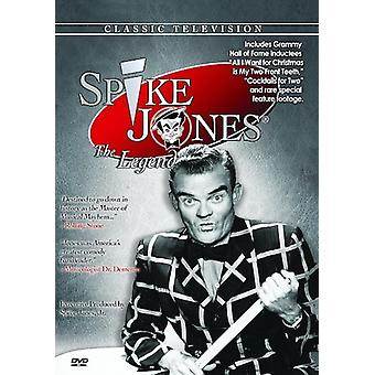 Spike Jones - Spike Jones: The Legend [Collector Set] [2 DVD / Cd 1] importazione USA [DVD]