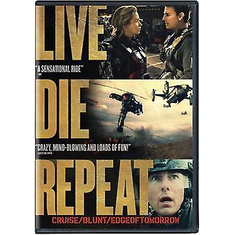 Kanten af i morgen [DVD] USA import