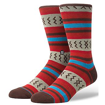Stance Side Step Mens Socks ~ Mexicali Rose