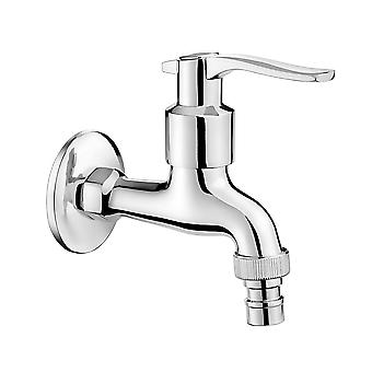 Chrome Plated Cold Water Garden Outdoor Tap 1/2