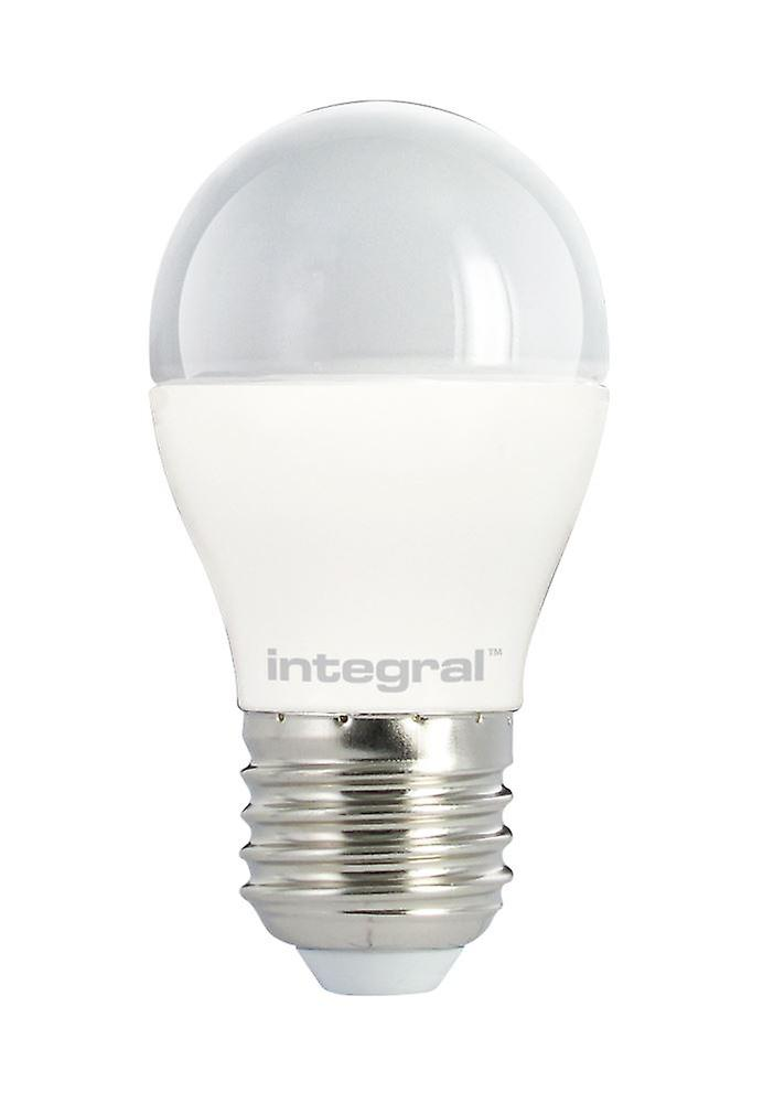 3R2/I1: E27 470Lumens 6.2W eq. to 40W 2700k 80cri 140� Frosted. DIMMABLE. 59-55-59