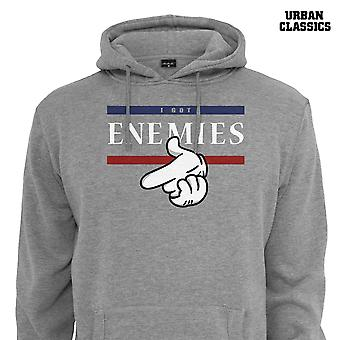 Urban classics Hoody I got enemies