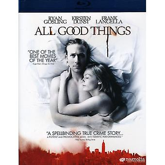All Good Things [BLU-RAY] USA import