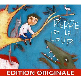 Serguei Prokofiev - Pierre Et Le Loup [CD] USA import