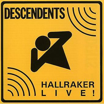 Efterkommere - Hallraker-Live! [CD] USA import