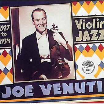 Joe Venuti - Violin Jazz 1927-34 [CD] USA import