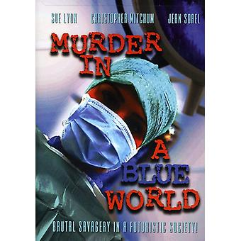 Asesinato en una importación de Estados Unidos mundo azul [DVD]