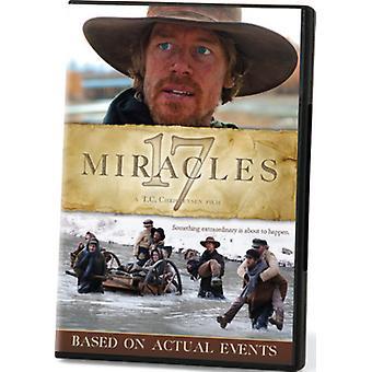 17 mirakler [DVD] USA importerer