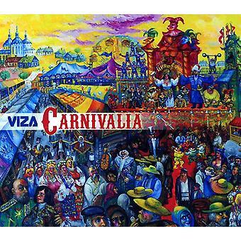 Viza - Carnivalia [CD] USA import