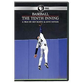 Ken Burns: Baseball tiende Inning [DVD] USA importere