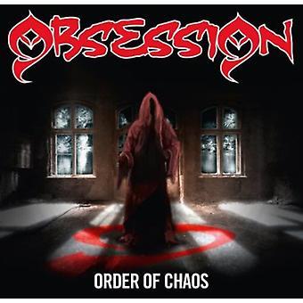 Obsessão - ordem do caos [CD] EUA importar
