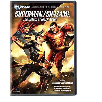 Rückkehr von den Black Adam [DVD] USA import