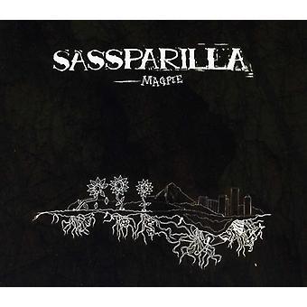 Sassparilla - Magpie [CD] USA importerer