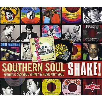 SSS sjæl Survey - Music City Soul [CD] USA importerer