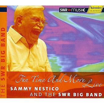 Sammy Nestico & Swr Big Band - importazione USA divertimento tempo & più Live [CD]