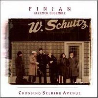 Finjan - passage Selkirk Avenue [CD] USA importerer